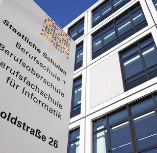 Staatliche Berufsschule I Landshut