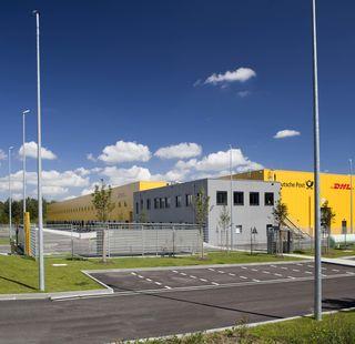 DHL Unterschleißheim