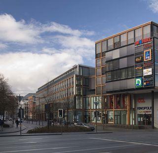 City-Center Landshut