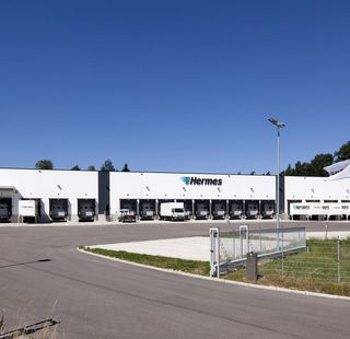 Hermes Logistik Gruppe Schweitenkirchen