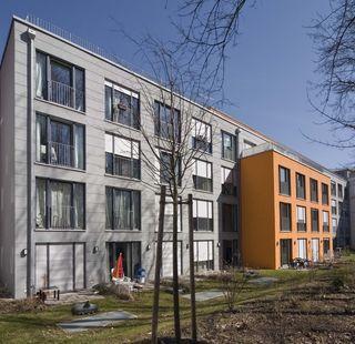 Studentenwohnheim München