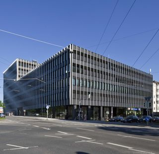 Trikot Elsenheimerstraße 1 in München