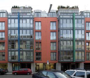Wohnanlage Clemensstraße