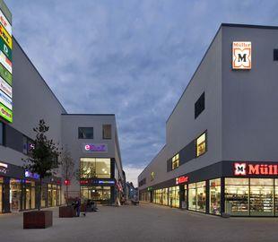 Fachmarktzentrum Ebersberg